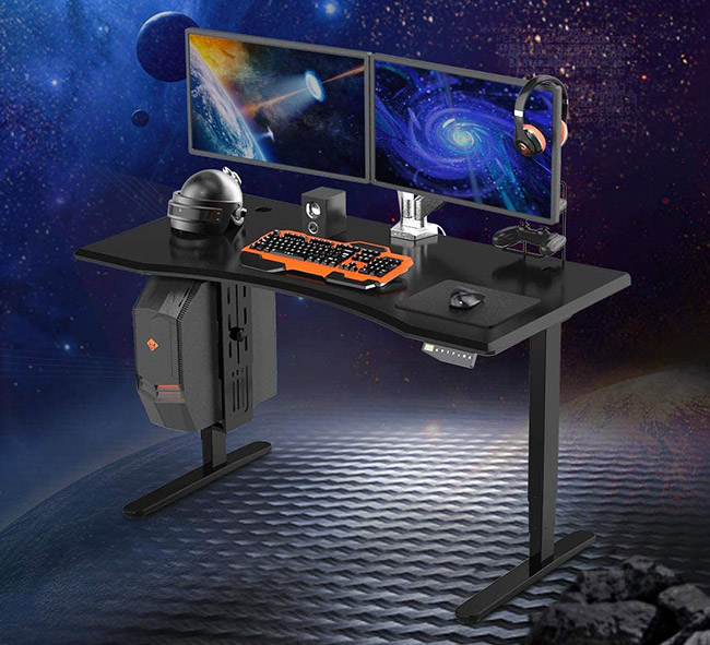 flexisport gaming desk