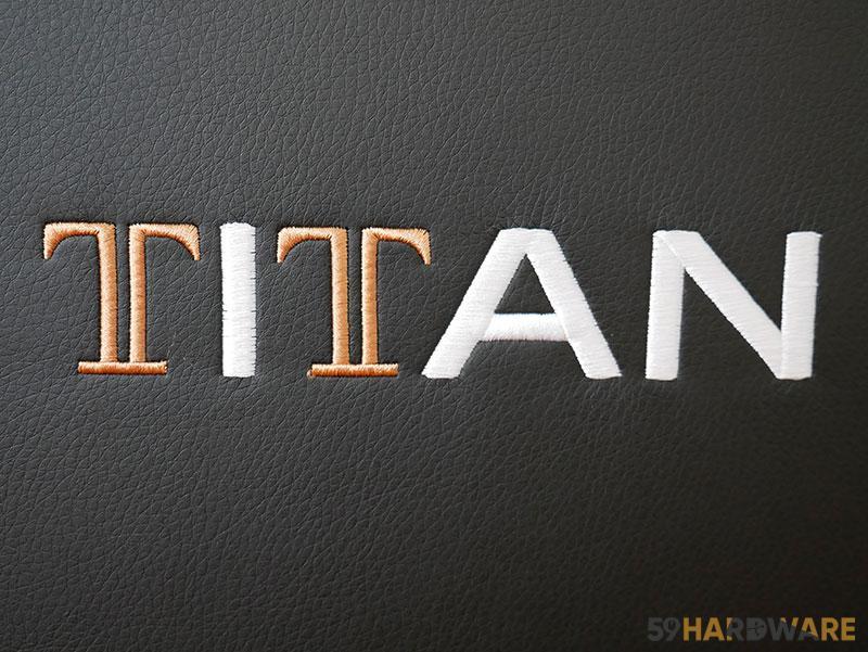 logo titan secretlab