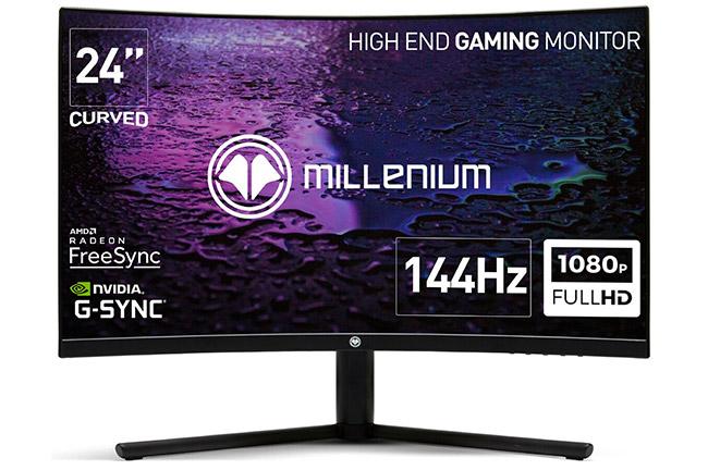 millenium md24pro ecran gamer