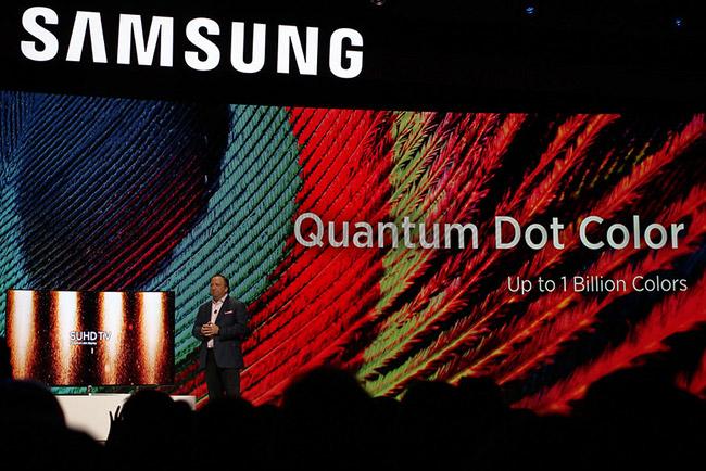 quantum dot samsung