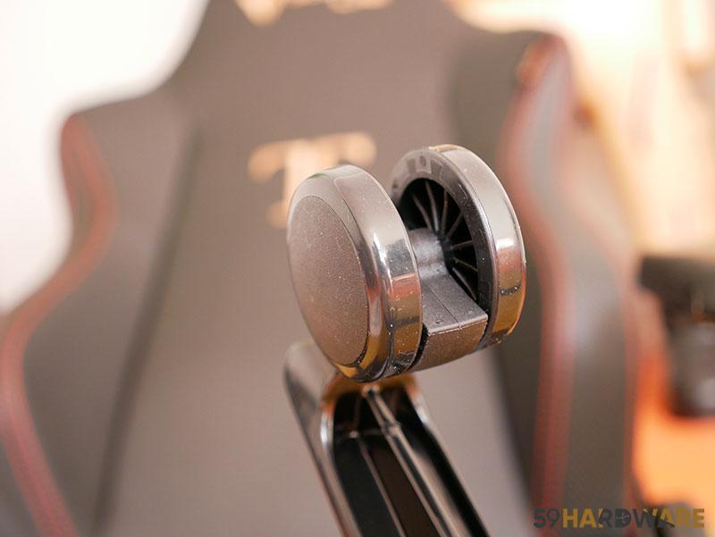 roulette chaise secretlab