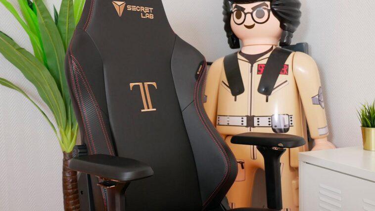 secretlab titan