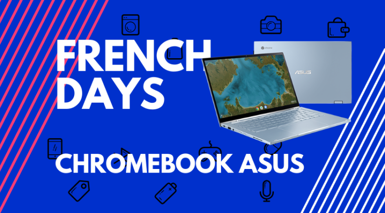 chromebook asus french days