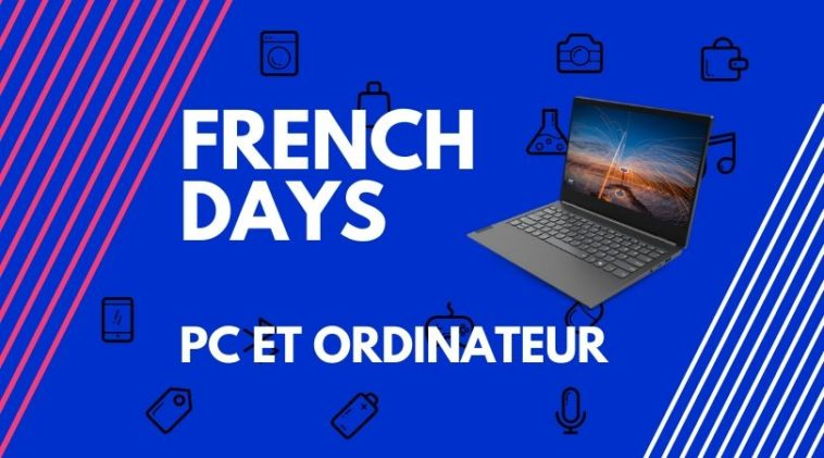 french days promo pc portable ordinateur