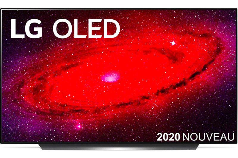TV 4K OLED LG OLED55CX