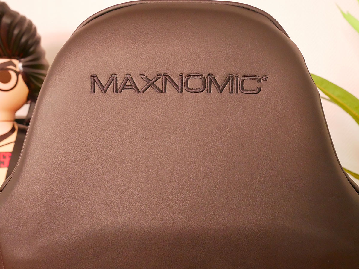 arriere dossier chaise maxnomic broderie
