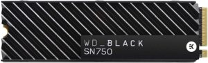 WD Black SN750 1to