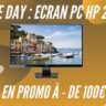 amazon prime day ecran pc hp 24 pouce promo
