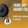 amazon prime day huawei freebuds 3i promo