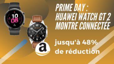 amazon prime day huawei watch gt 2 promo