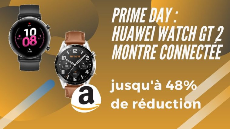 amazon prime day huawei watch gt 2 promo