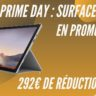 amazon prime day promo surface pro 7