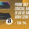 amazon prime day ram ddr4 ballistix promo
