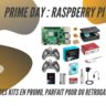 amazon prime day raspberry pi 4 kit en promo