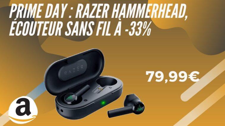 amazon prime day razer hammerhead promo
