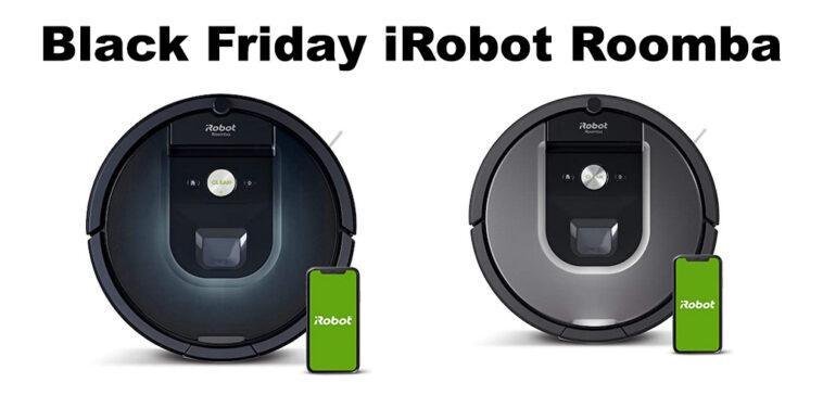Black Friday Irobot Roomba promo 2020