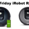 Black Friday Irobot Roomba promo 2020