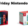 Black Friday Nintendo Switch