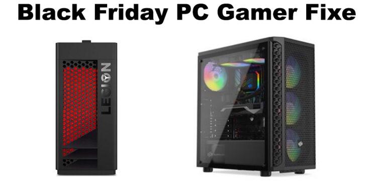 Black Friday PC Gamer Fixe promo