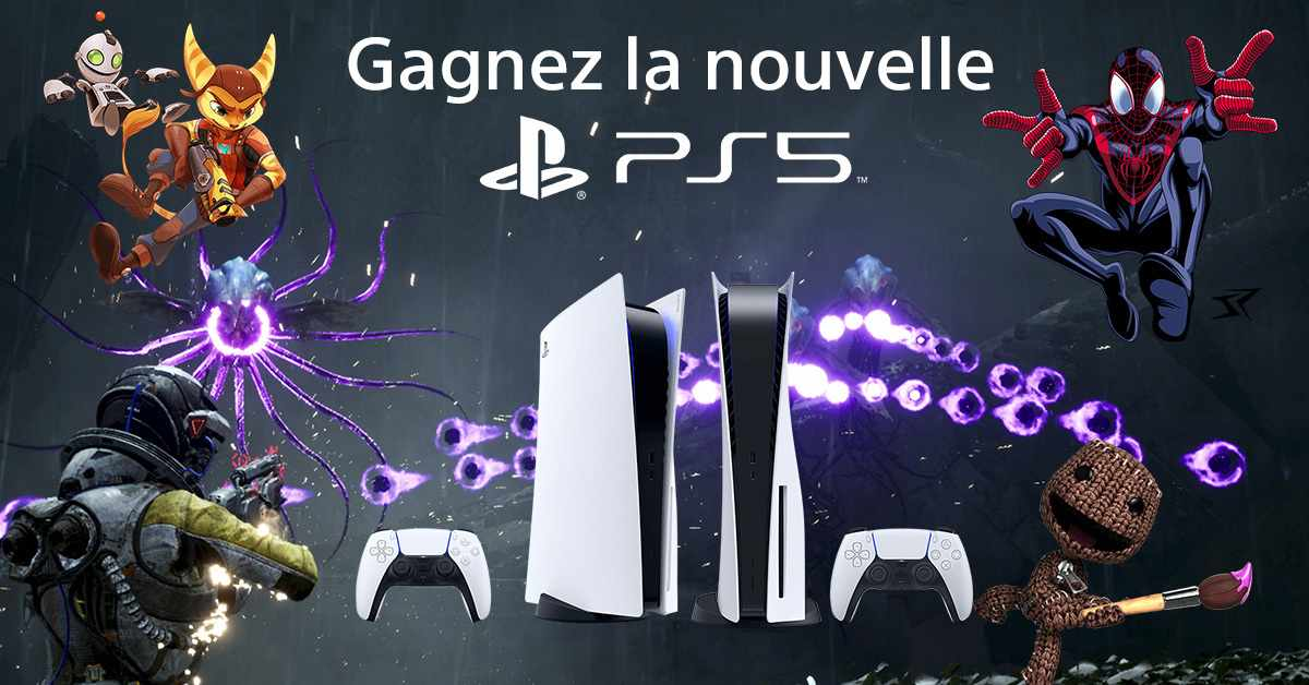 gagner ps5