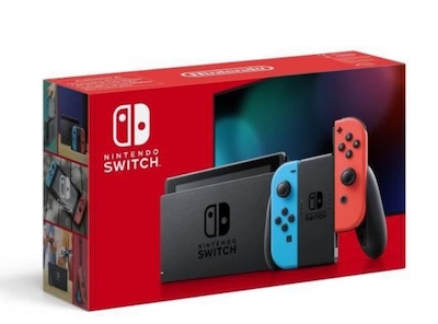 Promo Black Friday Nintendo Switch