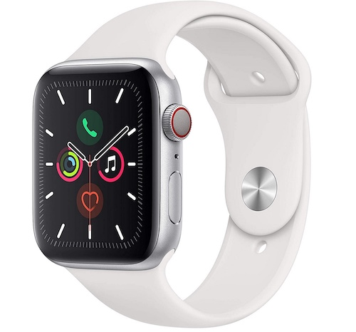 Apple Watch Series 5 promo meilleur prix