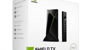 Nvidia Shield TV Pro box android