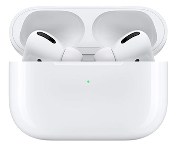 Black Friday Airpods pro promo