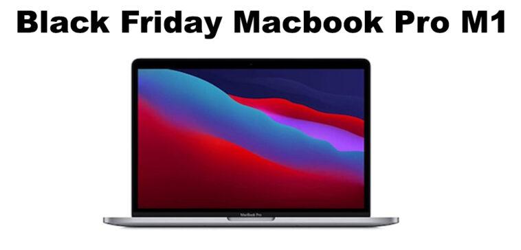 Black Friday Macbook Pro M1 Promo