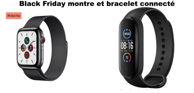 Black Friday Montre Bracelet Connecté promo