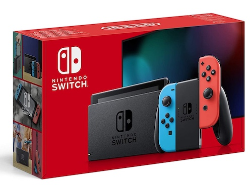 Nintendo Switch promo prix pas cher