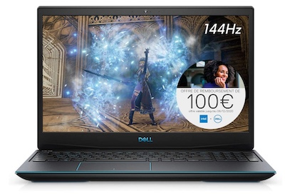 PC Gamer Portable DELL G3 Promotion Cyber Monday