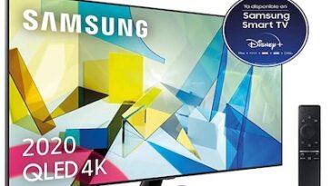 TV QLED 4K PS5