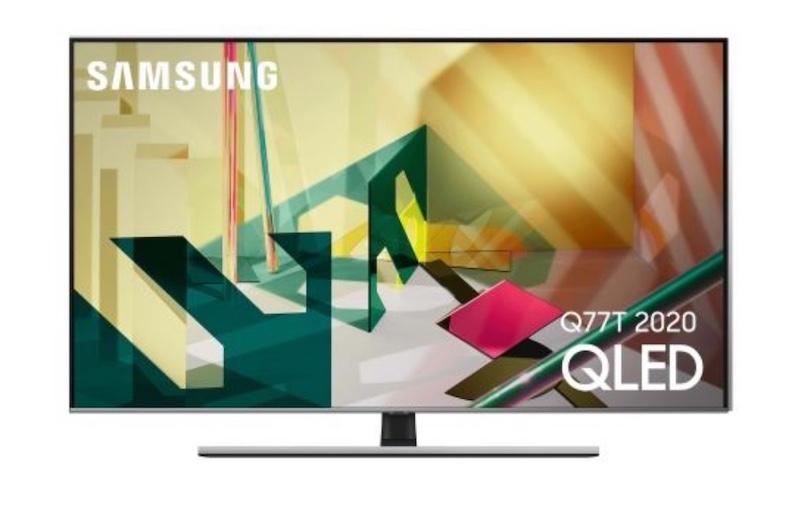 TV QLED QE65Q77T promo