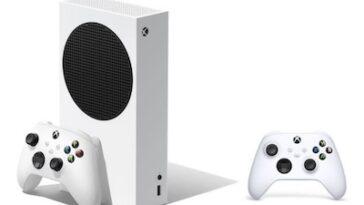 Xbox Series S Promo Cyber Monday