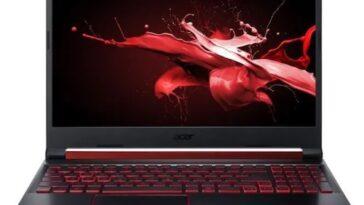Pc Gamer Portable Acer Nitro 5 en soldes promotion prix pas cher